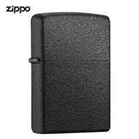 百亿补贴:zippo 之宝 236黑裂漆 打火机