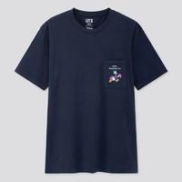 UNIQLO 优衣库 DPJ 425708 印花T恤