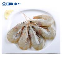 国联 龙霸 厄瓜多尔白虾 净重1.8kg 90-108只  *3件