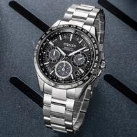 CITIZEN 西铁城 CC9015-54E ATTESA系列 F900 卫星对时腕表