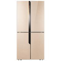 5日0点:Hisense 海信 BCD-459WTDVBPI/Q 十字对开门冰箱 459升