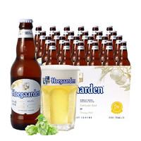 Hoegaarden 福佳 白啤酒 330ml*24瓶 *2件
