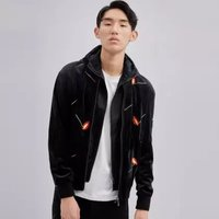GXG 173221569000 男款时尚休闲夹克外套