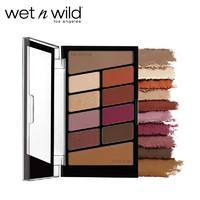Wet'n'Wild 魅力派 Color Icon Eyeshadow 10色眼影盘