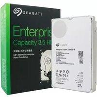 SEAGATE 希捷 Exos 银河 X10系列 256MB 7200RPM 企业级硬盘 10TB
