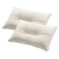 Nittaya 妮泰雅天然乳胶雪花透气枕 2个装