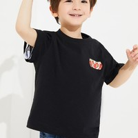 Balabala 巴拉巴拉 大闹天宫IP 儿童短袖T恤