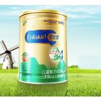 MeadJohnson Nutrition 美赞臣 安儿健 儿童配方牛奶粉 4段 900g