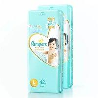 88VIP:Pampers 帮宝适 一级帮系列 通用纸尿裤 L84片 *3件