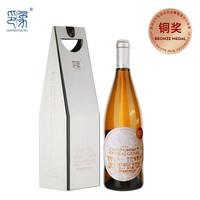 印象 霞多丽&水晶葡萄混酿 干白葡萄酒 750ml