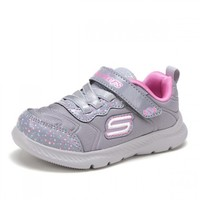 Skechers 斯凯奇 82173N 新款女童魔术贴运动鞋