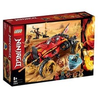 LEGO 乐高 幻影忍者 70675 凯的武士战车