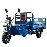 腾驰 CT 电动三轮车 神豹5裸车不带电池 +凑单品