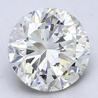 补贴购:Blue Nile 1.00克拉圆形切割钻石 良好切工 K成色 SI1净度