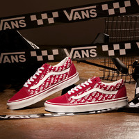 Vans 范斯 Old Skool Logo Repeat 男女款板鞋