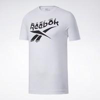 6日0点:Reebok 锐步 GJC12 男士运动短袖T恤 *4件