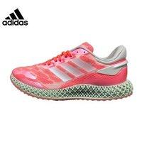 ADIDAS 阿迪达斯 4D 1.0 FW6838 女子运动跑步鞋