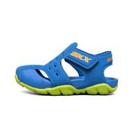 6日0点:Skechers 斯凯奇 92330N 男童包头凉鞋
