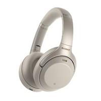 SONY 索尼 蓝牙降噪耳机 WH-1000XM3