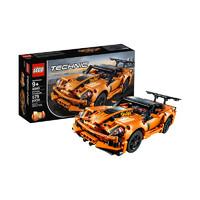 考拉海购黑卡会员:LEGO 乐高 机械组 42093 雪佛兰 科尔维特 ZR1跑车