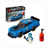 考拉海购黑卡会员:LEGO 乐高 Speed 赛车系列 75891 雪佛兰卡罗ZL1赛车