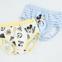 DisneyBaby 迪士尼 儿童内裤