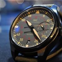 银联专享:IWC 万国 大型飞行员系列 IW501902 男士机械表