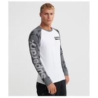 Superdry 极度干燥 SM6000026AP 男士长袖T恤
