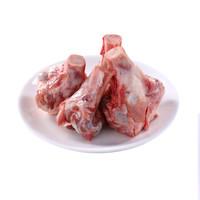 京东PLUS会员:PALES 帕尔司 进口猪肉生鲜 猪筒子骨 1kg *9件