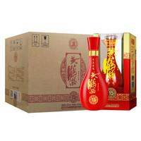 黄鹤楼 生态原浆15 42度 兼香型白酒500ml*6瓶