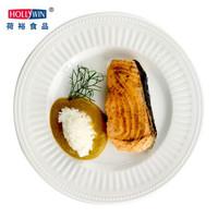 限地区:荷裕食品 冷冻黄咖喱三文鱼(大西洋鲑) 230g