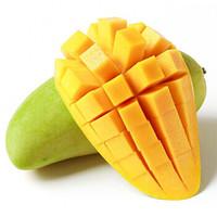 禾语鲜 广西金煌芒果 单果120-200g 9斤
