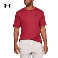UNDER ARMOUR 1326799 Sportstyle 男子运动训练T恤