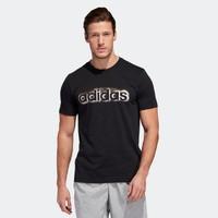 adidas 阿迪达斯 M FL GRFX T 2 EI4607 男子训练运动短袖T恤