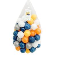 MiLanMao 米蓝猫 儿童彩色海洋球 5.5cm*100只