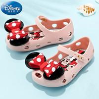 Disney 迪士尼 儿童公主鞋防滑凉鞋