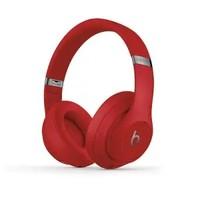 百亿补贴:Beats Studio 3 Wireless 头戴式蓝牙降噪耳机 红色