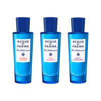 Acqua Di Parma 彭玛之源 CQUA DI PARMA 帕尔玛之水 加州桂/卡普利岛橙/无花果淡香水 30ml