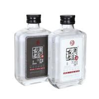 古磨老缸 纯粮高粱酒 53度 100ml*2瓶