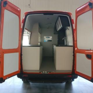 MAXUS 上汽大通 V80Plus 移动售货车