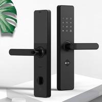 小益 E206 密码锁指纹锁智能锁