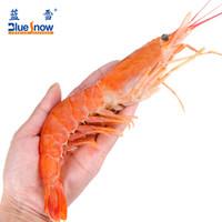 有券的上、PLUS会员:Blue Snow 蓝雪 阿根廷红虾 L1(大号)4斤