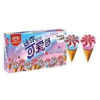 限地区:和路雪 迷你可爱多甜筒  20g*10支 *9件