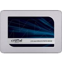 8日0点:crucial 英睿达 MX500 固态硬盘 1TB SATA接口