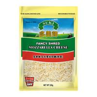 SUKI 多美鲜 马苏里拉奶酪碎条 226g *13件