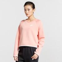 NIKE 耐克 Sportswear Tech Fleece BV3452 女子圆领上衣