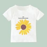 小雏菊短袖t恤