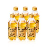 秋林格瓦斯 面包乳酸菌发酵饮料 350ml×6瓶