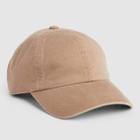 凑单品:GAP 542524 中性款纯色鸭舌帽