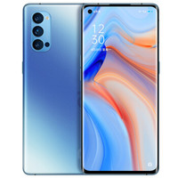 双11预售:OPPO Reno4 Pro 智能手机 8GB+128GB 晶钻蓝